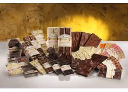 Cioccolato temperato a mano